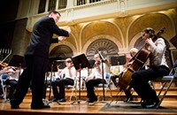 3/7— Free Hyde Park Youth Symphony Concert