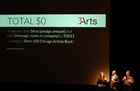 3Arts adds a cell-phone pitch to its awards ceremony