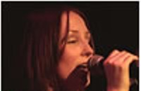 4/25 -- Julie Fowlis sings at the Cultural Center