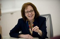 Incumbent alderman Michele Smith is fighting for her political life in the 43rd Ward