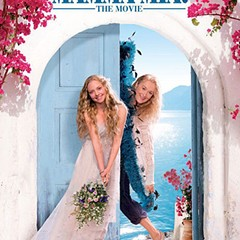 6/27 -- Outdoor sing-along screening of Mamma Mia!