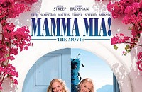 6/27 -- Outdoor sing-along screening of <i>Mamma Mia!</i>