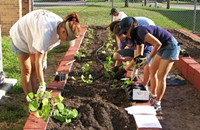 7/17 — Free Permaculture Workshop at the Betty Shabazz International Charter School