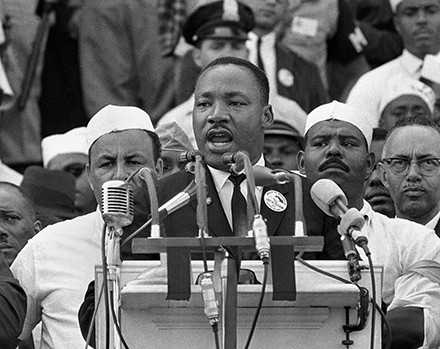When Martin Luther King Jr Gave His I Have A Dream Speech In 1963 Most Blacks Here Were Living Poor Segregated Neighborhoods They Still Are