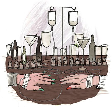 A hangover cure—at a cost | Food & Drink Feature | Chicago Reader