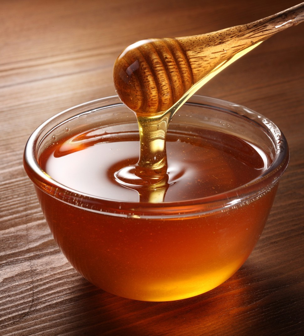 Honey photo from Shutterstock