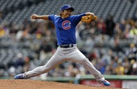 Cubs hope to preserve unbeaten home record as blissful week for sports fans begins