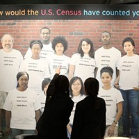 A new exhibit challenges stereotypes about race