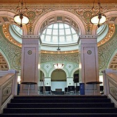 A new name for the Chicago Cultural Center?