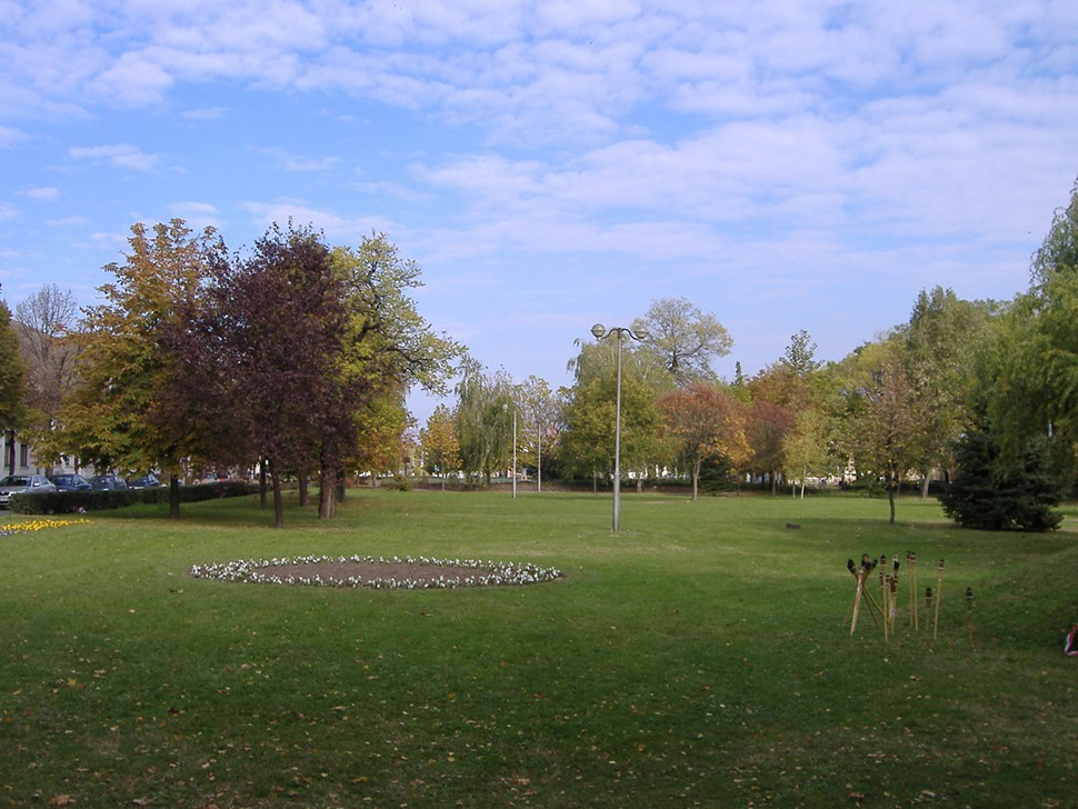 A park in Hungary literally called Nostalgia Park