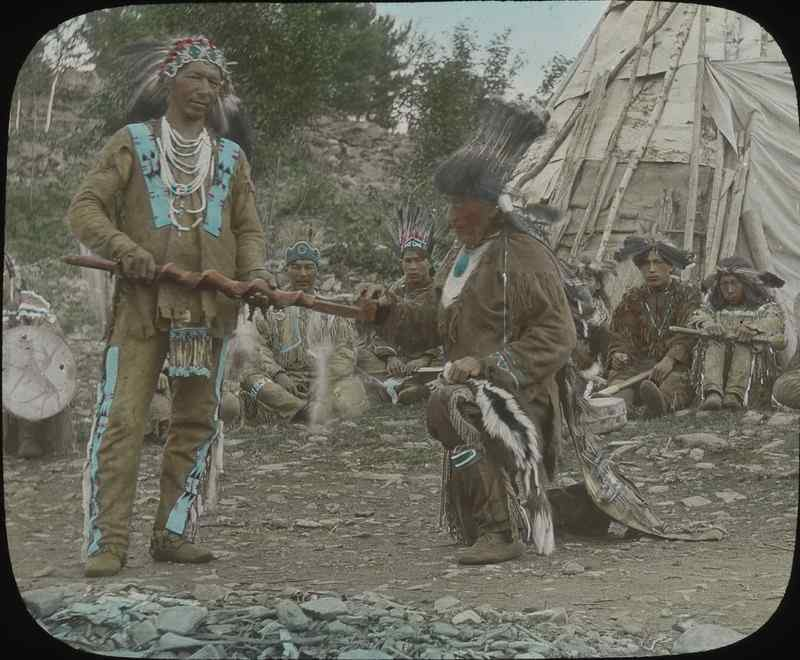 A Pictorial Story of Hiawatha