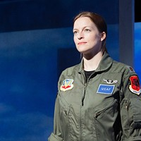 A pilot brings the war home in American Blues Theater's <i>Grounded</i>
