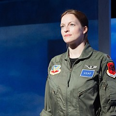 A pilot brings the war home in American Blues Theater's Grounded
