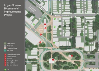 A Millennium Park in Logan Square? Three guys have a plan