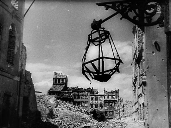 A scene from Nuremberg: Its Lesson for Today