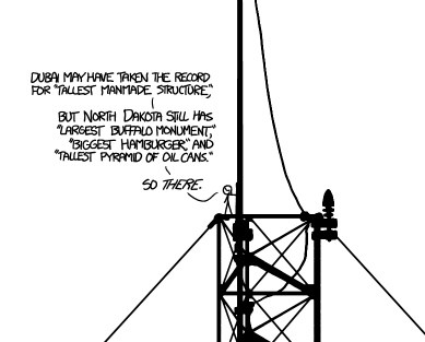 Blow your mind with webcomic XKCD | Bleader