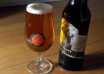A TV Party in a bottle: Revolution Brewing's rye IPA
