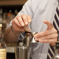 Patrick Henagahn makes the I Must Have Flown the Coop Add a quarter ounce of maple syrup infused with black pepper and thyme. Andrea Bauer