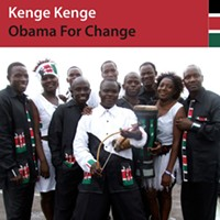 Africans sing for Obama