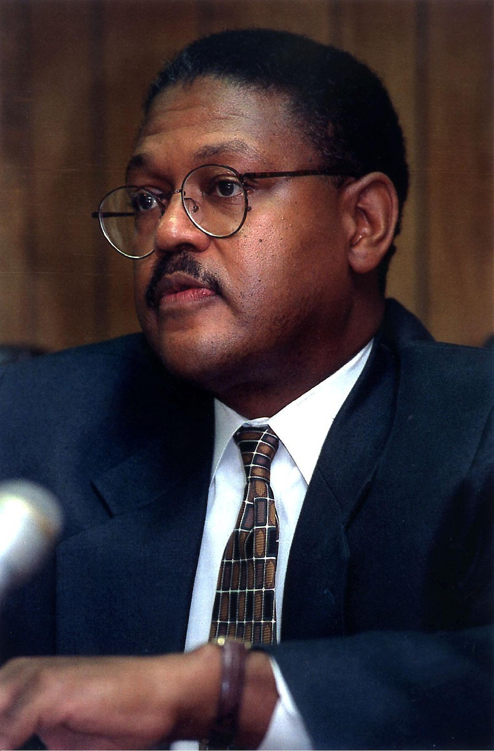 After the killing of Dantrell Davis in 1992, CHA chairman Vincent Lane called for the national guard to help secure Cabrini-Green