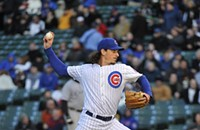 Could this finally be Jeff Samardzija's lucky day?