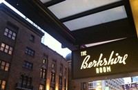 Aged to perfection at the Berkshire Room