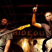 Akron/Family at the Hideout 1/17