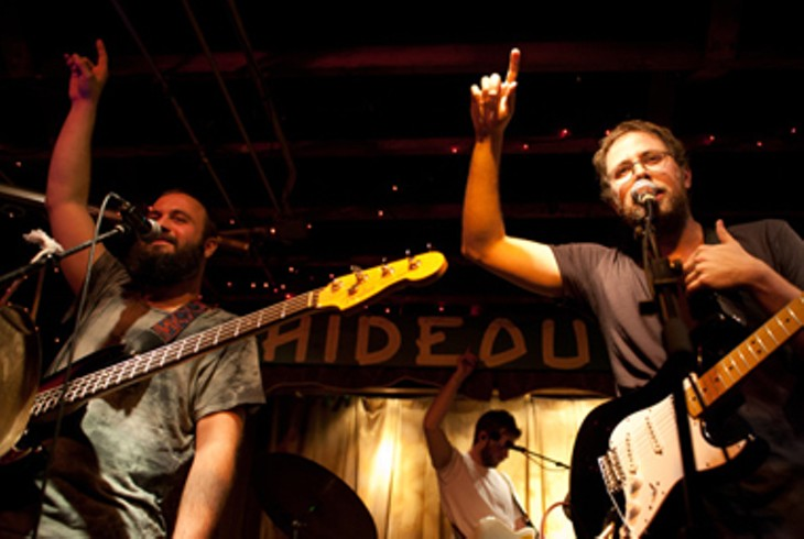Akron/Family at the Hideout, January 17, 2012