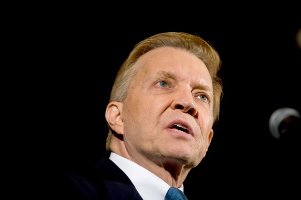 "Alderman Robert Fioretti, a potential challenger to Mayor Rahm Emanuel, has been speaking to community and business groups around the city as part of his ""listening tour."""