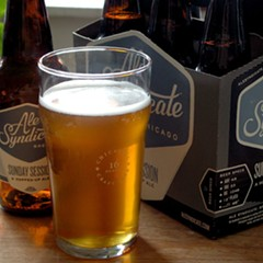 Ale Syndicate's Sunday Session: Also good on every other day