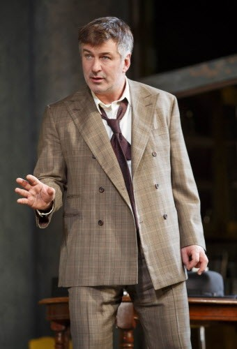 Alec Baldwin in Orphans