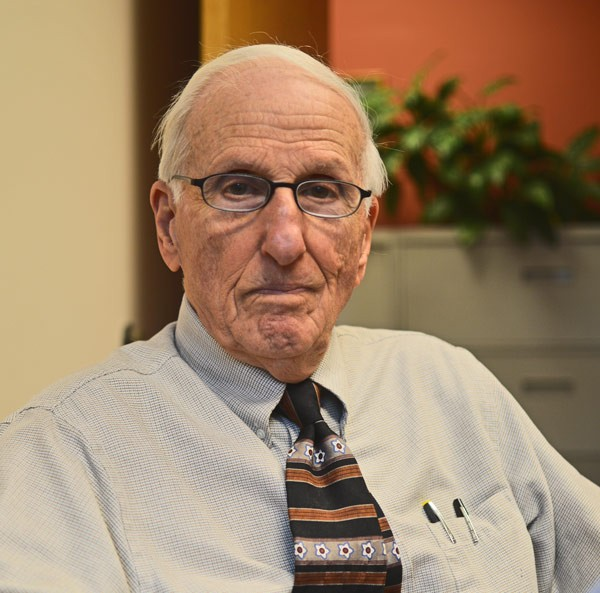 Alexander Polikoff, now 87, was a 39-year-old lawyer and a volunteer for the ACLU when he agreed to take a case against the CHA alleging race-based discrimination. - MAYA DUKMASOVA