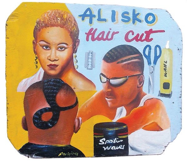 """Alisko Hair Cut"" by Brian Chankin"