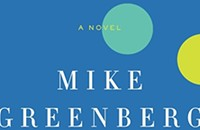 "<i>Reader</i>'s Agenda Mon 4/8: Mike Greenberg, Young Man, and ""Words and Gestures"""