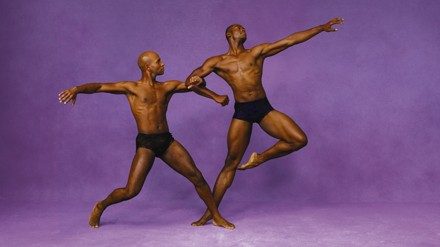 You alvin ailey naked right!