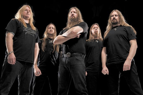 Amon Amarth - STEVE BROWN
