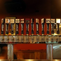 An early look at the finally-about-to-open Lagunitas tap room