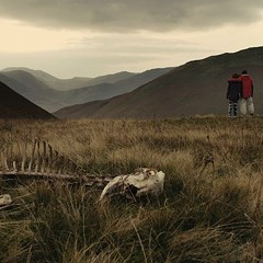 An ominous shot from Ben Wheatley's Sightseers
