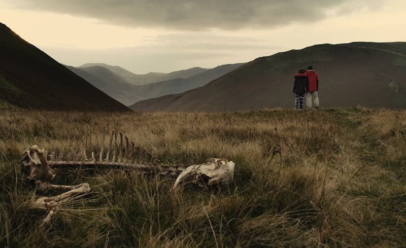 An ominous shot from Ben Wheatleys Sightseers