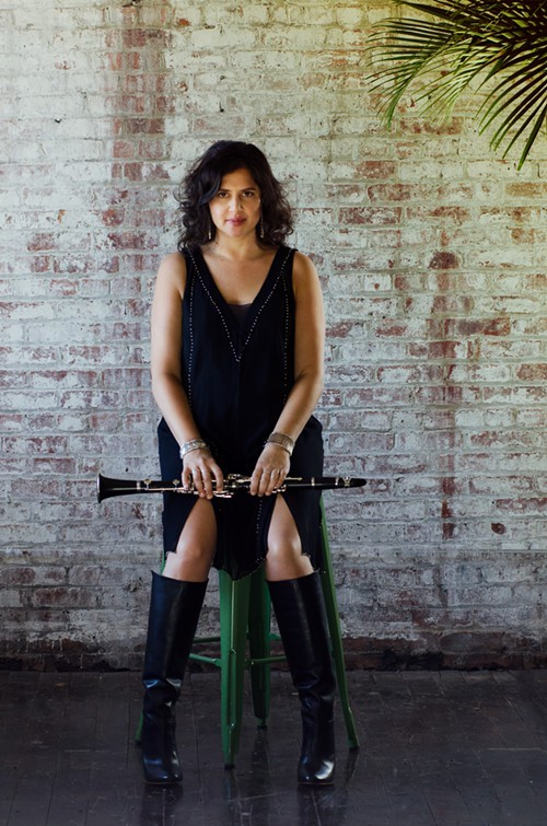 Anat Cohen blends her love of jazz and Brazilian music on