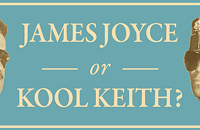 """ . . . and Joyce had a secretary named Keith"""
