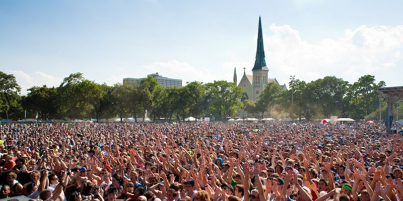 And the Pitchfork lineup announcements begin