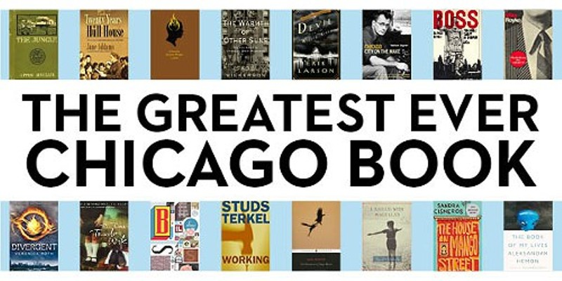 And we have some winners—people!—in the Greatest Chicago Book Tournament