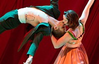 Kneehigh Theatre's <i>Tristan & Yseult</i> shows the low comedy and high anguish of love