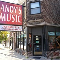 Andy's Music raises funds to become Worlds of Music Chicago