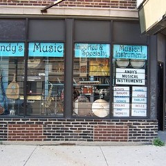 Andy's Music, soon to be Worlds of Music Chicago