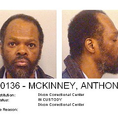 Anthony McKinney dies in prison