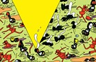Ants in dialogue in the work of Michael DeForge