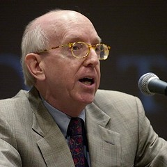 Appellate Judge Richard Posner: daring the Supreme Court to disagree with his ruling that same-sex marriage bans are irrational and senseless.