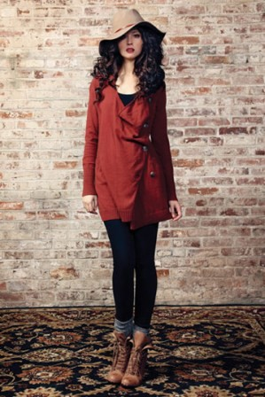 Approach cardigan by Left on Houston, $158 at Clever Alice